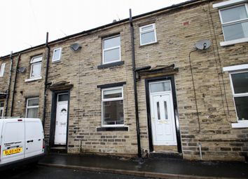 Thumbnail 1 bedroom terraced house for sale in Edward Street, Brighouse