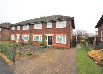 Thumbnail 2 bed flat for sale in Grange Road, Bracebridge Heath