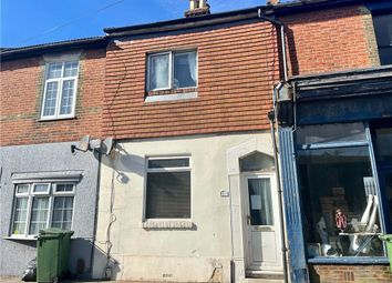 Thumbnail 3 bed terraced house for sale in Cromwell Road, Southsea