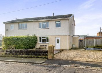 Thumbnail 3 bed semi-detached house for sale in Causeley Gardens, Bucknall, Stoke-On-Trent