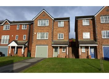 Thumbnail 4 bed detached house for sale in Chartwell Drive, Bradford