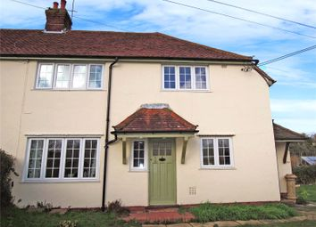 Thumbnail 1 bed flat to rent in Jubilee Cottages, Dark Lane, Puttenham, Guildford
