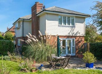 Thumbnail 4 bed detached house for sale in Montacute Road, Lewes