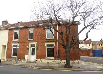 Thumbnail 3 bed end terrace house for sale in Newcome Road, Portsmouth