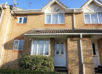 Thumbnail 1 bedroom terraced house to rent in Barnum Court, Swindon