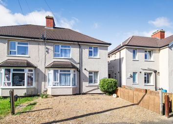Thumbnail 2 bed maisonette for sale in Christie Road, Shortstown, Bedford