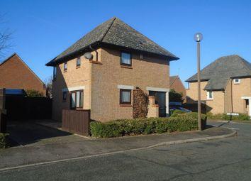 Thumbnail 3 bedroom detached house for sale in Tallis Lane, Browns Wood, Milton Keynes