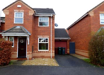Thumbnail 3 bed property for sale in Enfield Close, Hilton, Derby