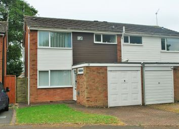 Thumbnail 3 bedroom semi-detached house for sale in Broadmere Rise, Broad Lane, Coventry