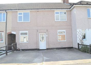 Thumbnail 3 bed terraced house for sale in Limetree Avenue, Midway, Swadlincote