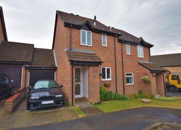 Thumbnail 2 bedroom semi-detached house for sale in Durham Way, Basingstoke