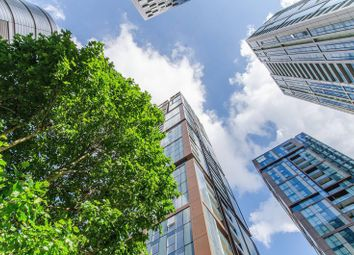 3 bed flat for sale in Maine Tower, Canary Wharf, London E14