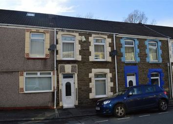 Thumbnail 3 bedroom terraced house for sale in Pentre Treharne Road, Swansea