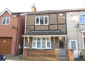 Thumbnail 4 bed end terrace house for sale in Willingham Street, Grimsby