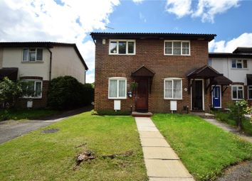 Thumbnail 1 bed terraced house for sale in St Lukes Close, Swanley, Kent