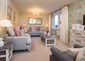"Thumbnail 4 bedroom semi-detached house for sale in ""Hertford"" at The Swere, Deddington, Banbury"