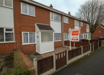 Thumbnail 2 bed town house to rent in Cobden Street, Dresden, Stoke-On-Trent