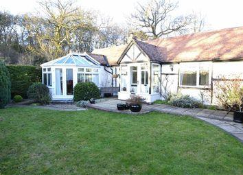 Thumbnail 2 bedroom semi-detached bungalow for sale in Ridgeway Close, Hermitage, Berkshire