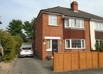 Thumbnail 3 bed semi-detached house for sale in Westborn Road, Fareham