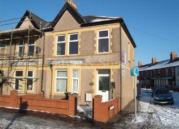 Thumbnail 1 bedroom flat to rent in Corporation Road, Newport, Newport.