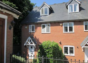 Thumbnail 3 bedroom town house for sale in Shakels Close, Redditch