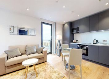 Thumbnail 1 bedroom flat to rent in Luxe Tower, London