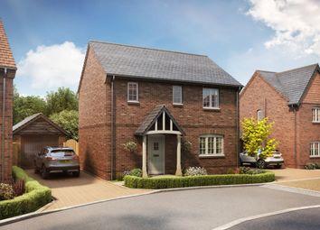 Thumbnail 3 bedroom detached house for sale in Archers Wood, Allington Lane, Fair Oak, Hampshire