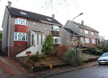 Thumbnail 3 bed semi-detached house to rent in 31 Napier Avenue, Cardross