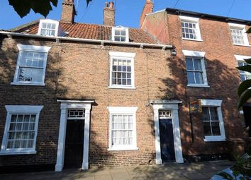 Thumbnail 3 bedroom town house to rent in 52 North Bar Without, Beverley, East Yorkshire