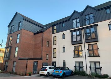Thumbnail 1 bed flat for sale in Cei Tir Y Castell, Barry