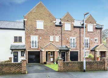 Thumbnail 3 bed town house for sale in The Moorings, Preston, Lancashire