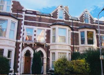 Thumbnail 2 bed property to rent in Connaught Road, Roath, Cardiff