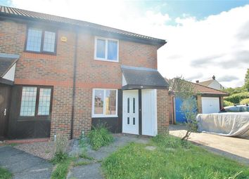 Thumbnail 2 bed end terrace house for sale in Morgan Drive, Greenhithe, Kent