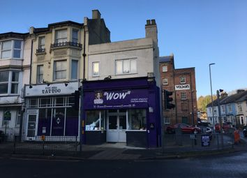 Retail premises for sale in Queens Road, Hastings TN34