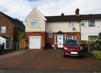 Thumbnail 4 bed end terrace house for sale in Colvin Gardens, Barkingside