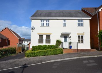 Thumbnail 4 bed detached house for sale in Stutts End, Cotford St. Luke, Taunton