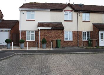 Thumbnail 2 bed terraced house to rent in Buddle Close, Plymouth