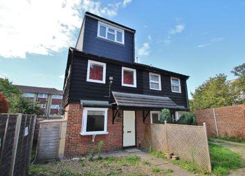 Thumbnail 2 bed end terrace house for sale in School Lane, Surbiton, Surrey