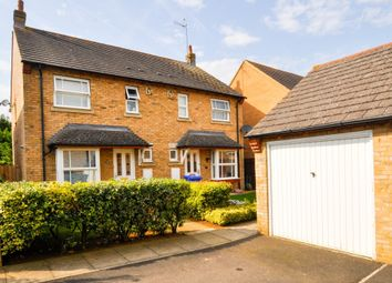 Thumbnail 3 bed semi-detached house to rent in Larkspur Square, Bicester