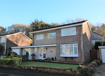 Thumbnail 4 bed detached house for sale in Riverside Walk, Yealmpton, Plymouth