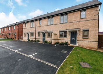 Thumbnail 3 bed town house for sale in Cowslip Drive, Carlton-In-Lindrick