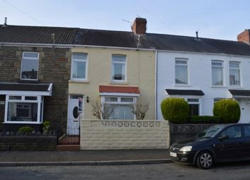 Thumbnail 2 bed terraced house to rent in Manor Road, Manselton, Swansea.