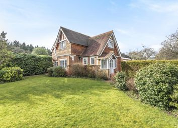 Thumbnail 3 bed detached house for sale in Basingstoke Road, Riseley