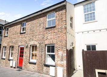 Thumbnail 3 bed terraced house for sale in Western Mews, Bexhill-On-Sea, East Sussex