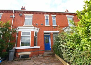 Thumbnail 4 bedroom terraced house to rent in Chester Road, Stretford, Manchester