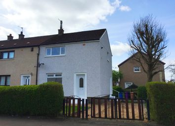 Thumbnail 2 bedroom end terrace house for sale in Ronay Street, Glasgow