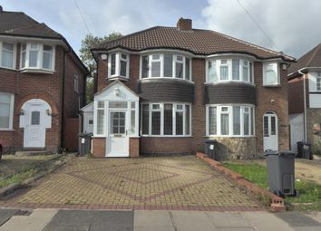 Thumbnail 4 bed semi-detached house for sale in Barnes Hill, Birmingham