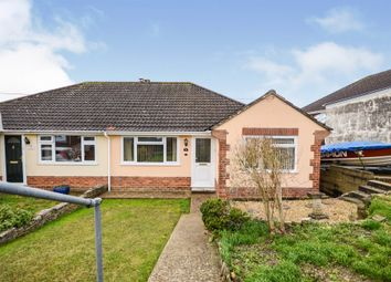 Thumbnail 3 bed semi-detached bungalow for sale in Downsway, Salisbury
