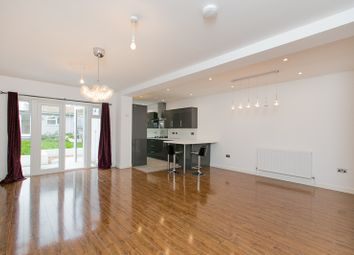 Thumbnail 3 bed flat to rent in Park Avenue North, London