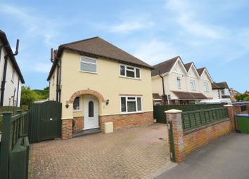 Thumbnail 3 bed detached house for sale in Vale Road, Seaford